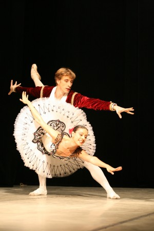 Private Ballet Performance at Yusupov Palace