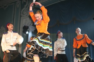 Russian folklore night at Beloselsky-Belozersky Palace