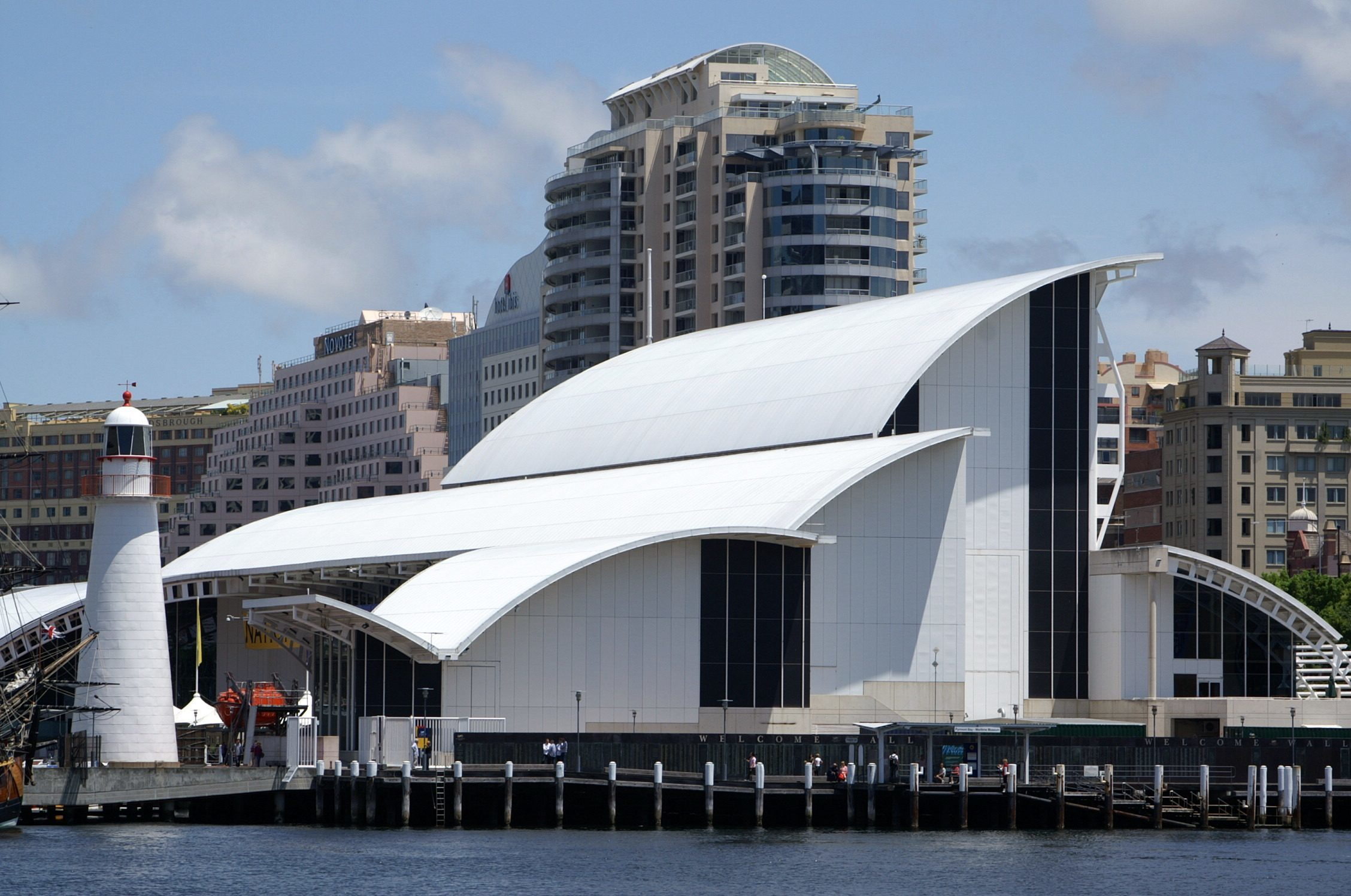 Sydney Maritime Museum in Darling Harbour