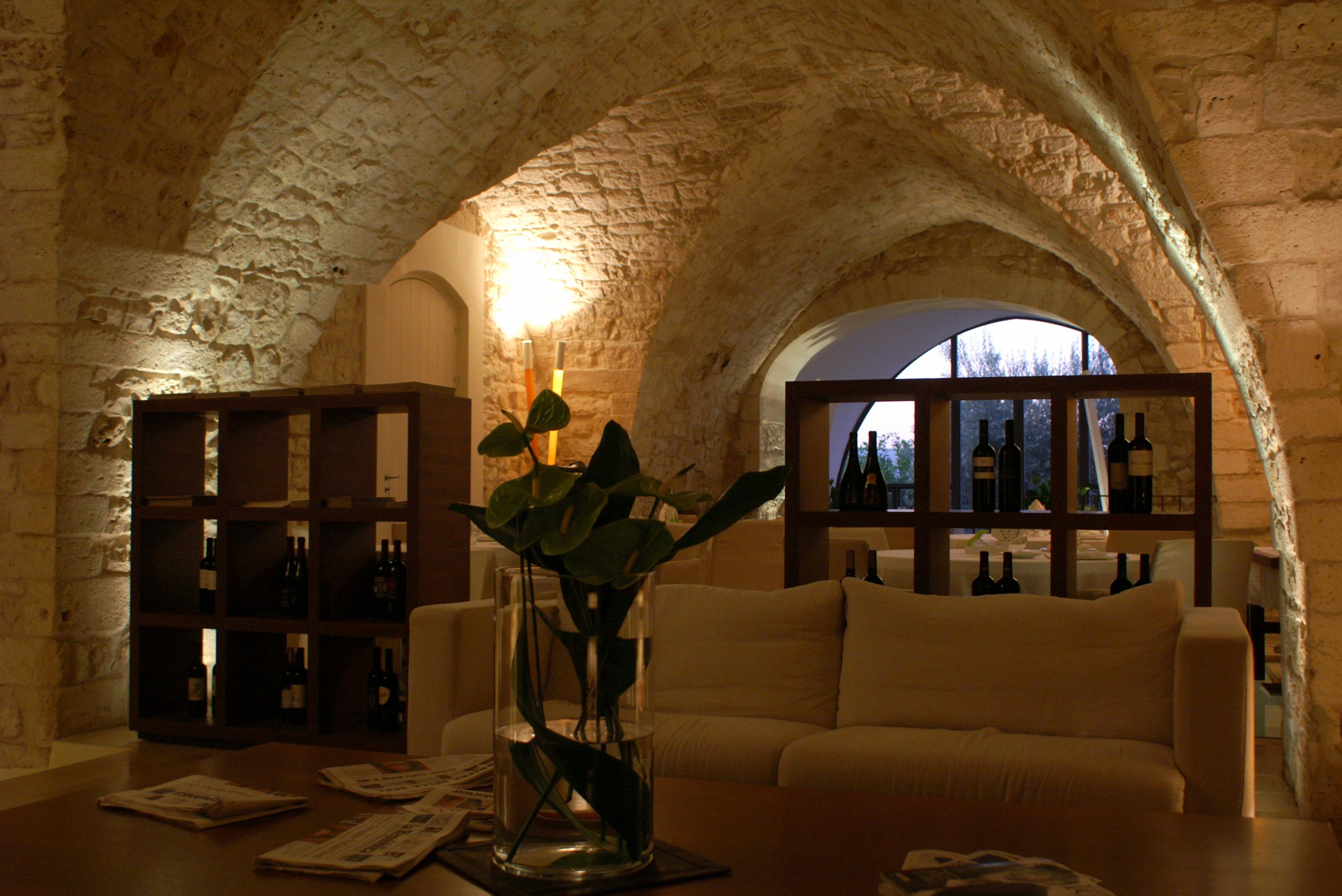 La Sommità Relais hotel's Cielo restaurant