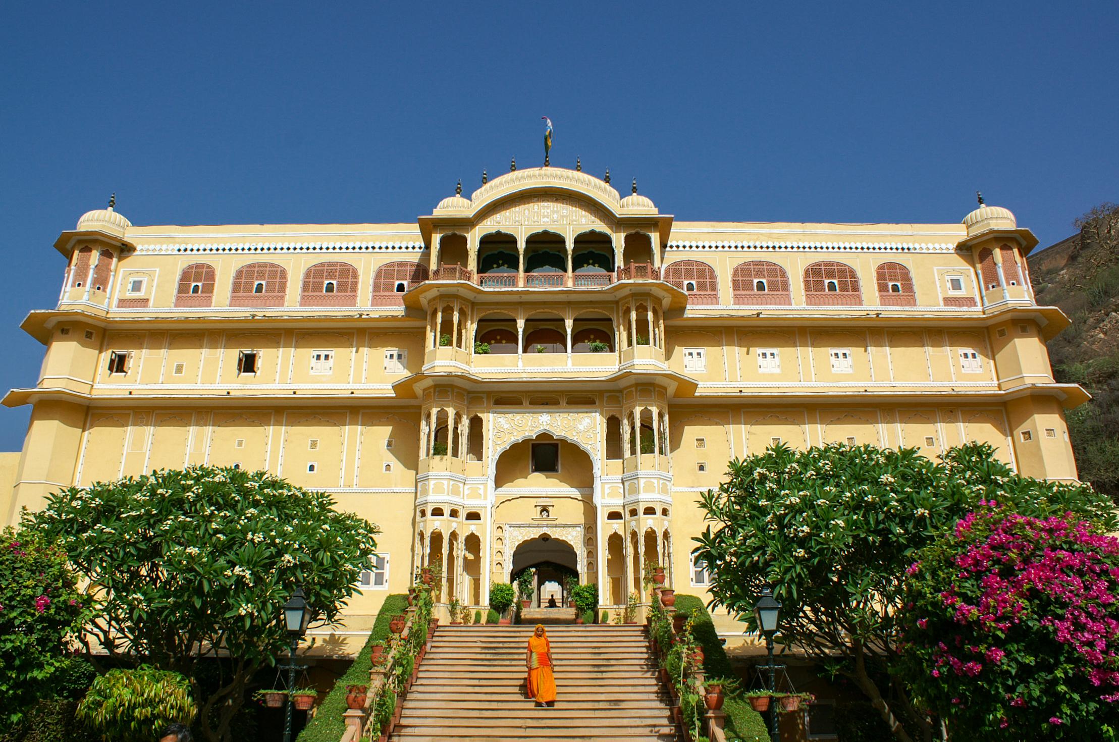 Rajasthan Palace Hotel Jaipur
