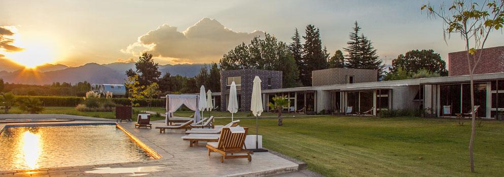 Stylish Entre Cielos Boutique Hotel In Mendoza Argentina
