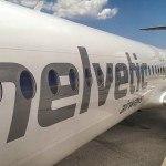 Helvetic-Airways-Fokker-100-Bari-airport
