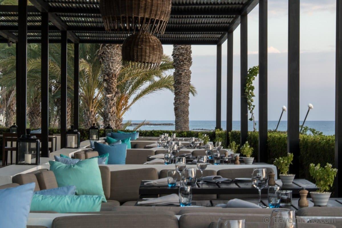 Terrasse des Notios Restaurant