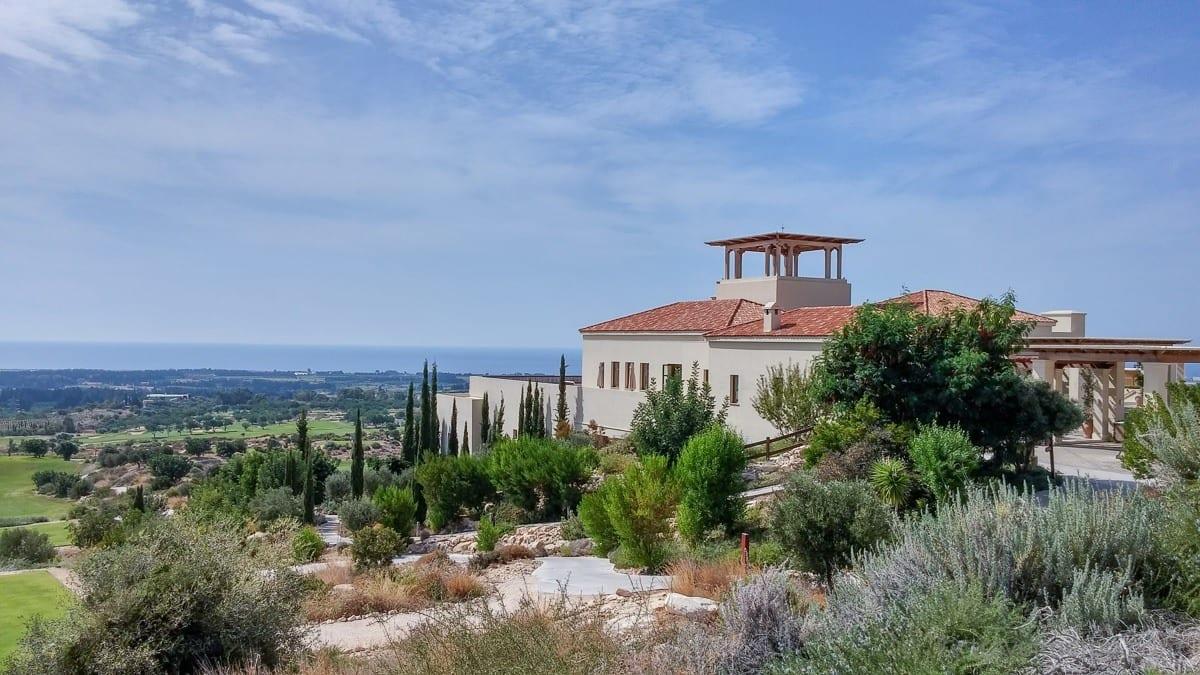 Elea Golf Klubhaus in der Nähe von Paphos