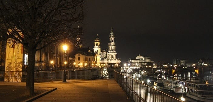 Dresden, Saxony\'s historic capital: designed to charm