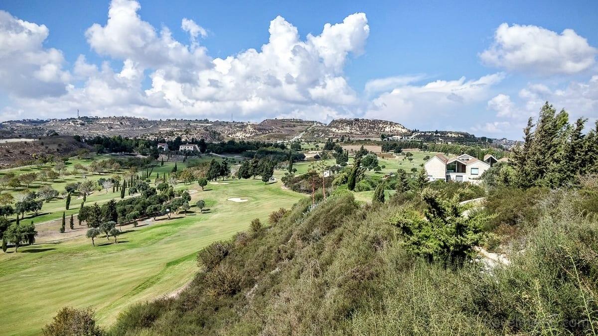 Minthis Hills Golfplatz