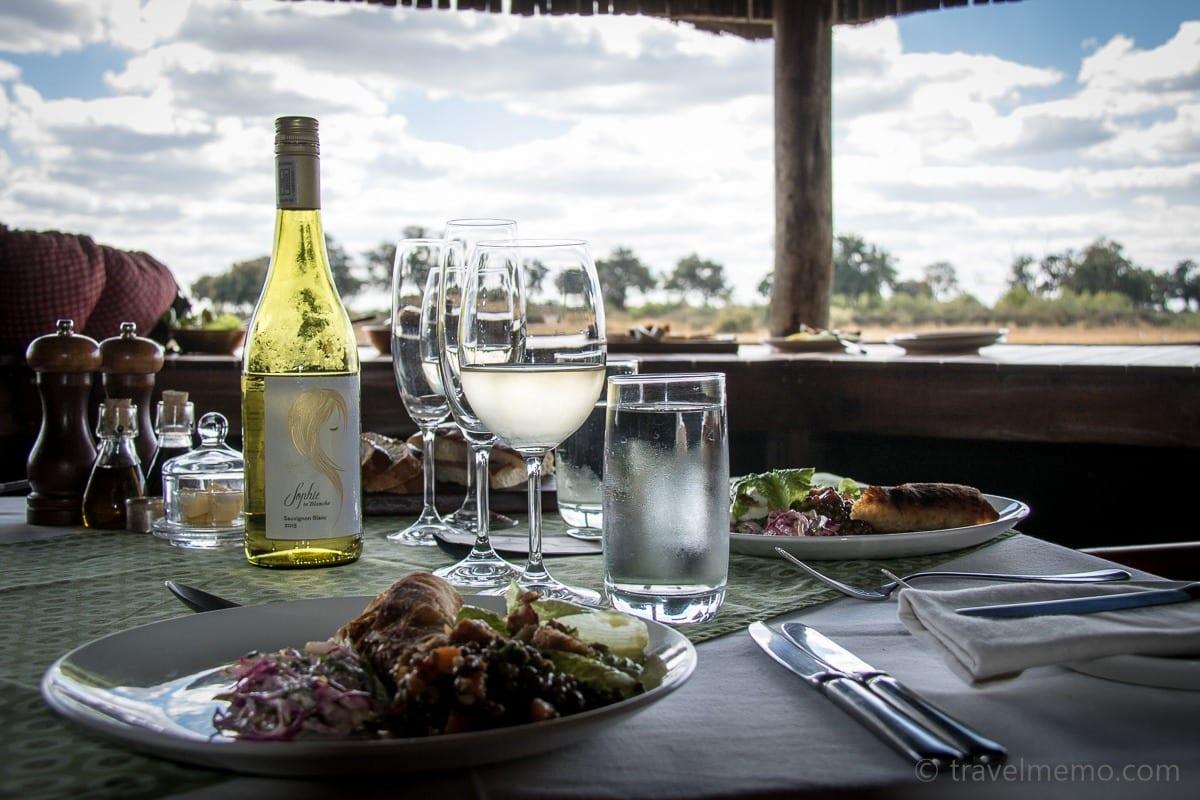 Essen und Wein